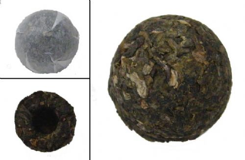 Mini Toucha Compressed Green / Pu-erh Tea in Assorted Packs